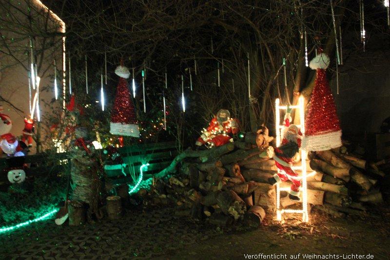 Weihnachtshaus Braunschweig