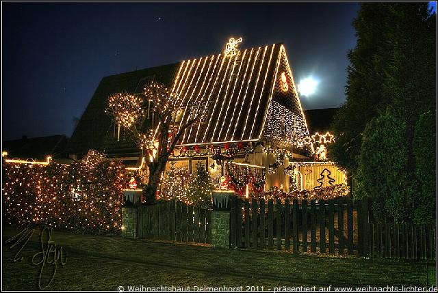 Weihnachtshaus Delmenhorst