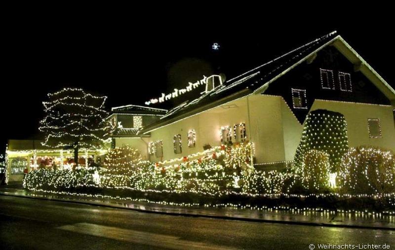 Weihnachtshaus Frankenberg