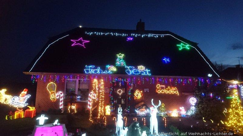 Weihnachtshaus Goldenstedt