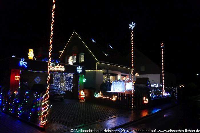 Weihnachtshaus heiningen