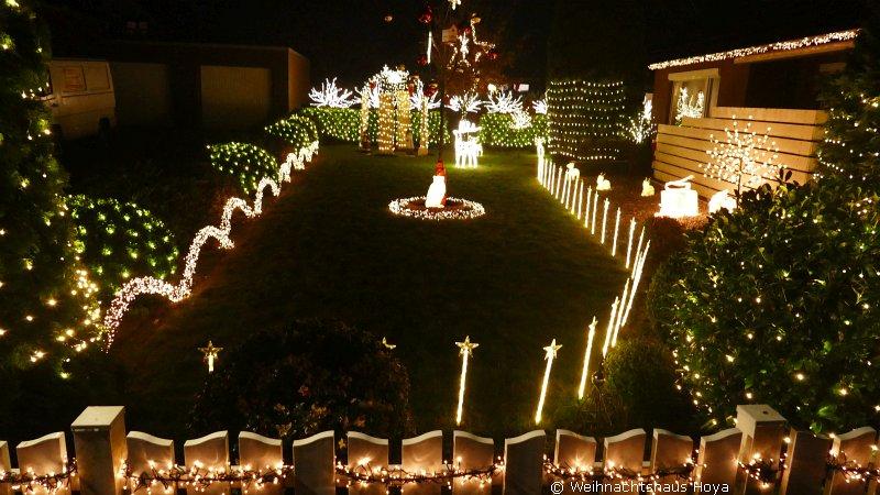 Weihnachtshauser Hoya – Bloch