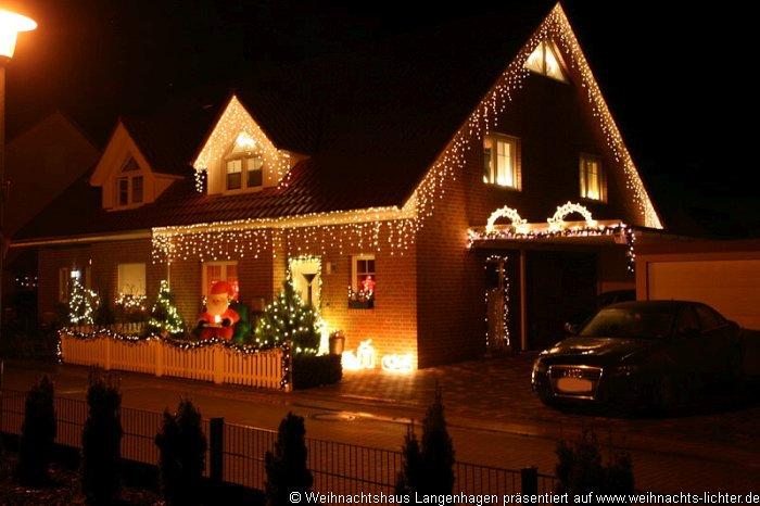 Weihnachtshaus Langenhagen