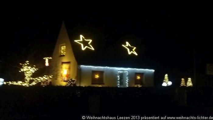 Weihnachtshaus Leezen