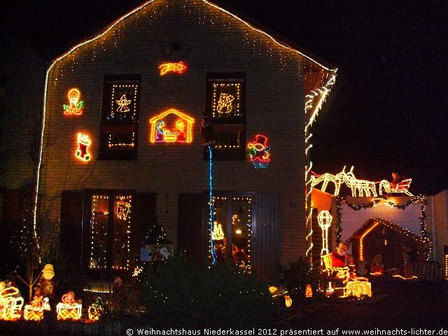 Weihnachtshaus Niederkassel
