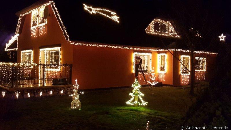Weihnachtshaus Sassen-Trantow