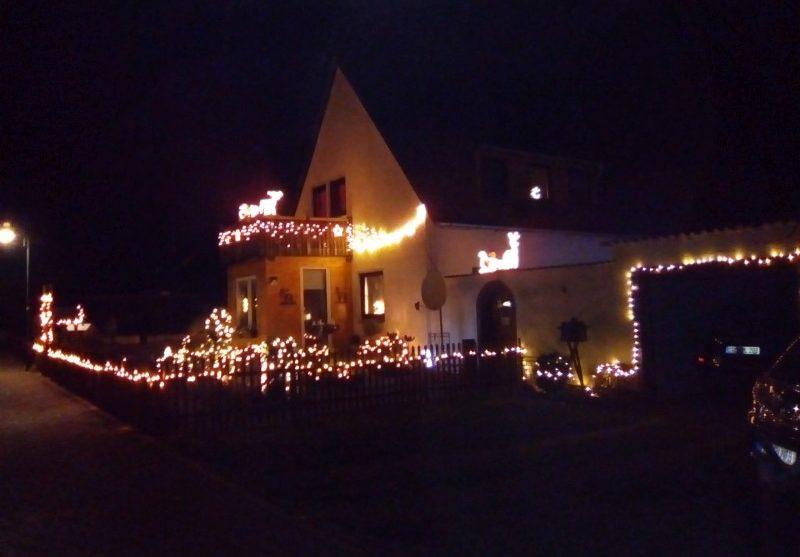 Weihnachtshaus Schwarmstedt