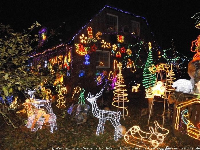 Weihnachtshaus Wedemark