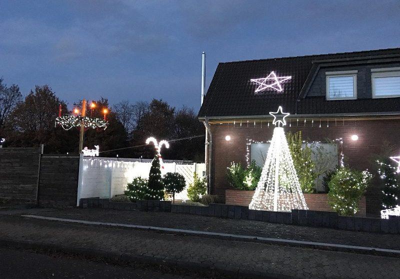 Weihnachtshaus Wolfsburg-Mörse