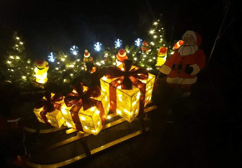 Weihnachtshaus Tambach – Das Wunderschöne Licht
